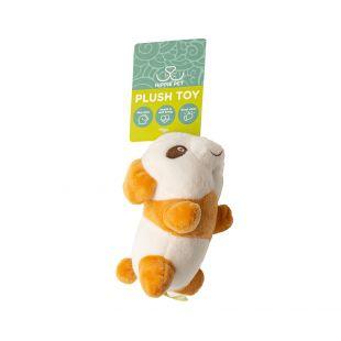 HIPPIE PET Игрушка для кошек коричневая, 11,5х7 см