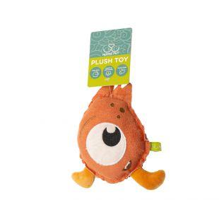 HIPPIE PET Игрушка для собак, Эльф, оранжевый, 19x11x4 см