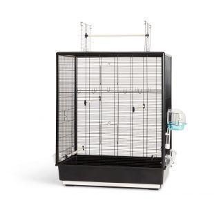 SAVIC Primo 60 Open Empire Knock - Клетка для птиц черный цвет, 80 x 50 x 95 см