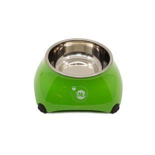 KIKA 4-PAW Lemmiklooma kauss roheline, suurus S