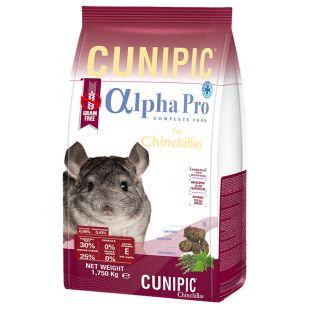 CUNIPIC Alpha Pro tšintšiljatoit 1.75 kg