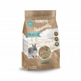 CUNIPIC Naturaliss sööt täiskasvanud küülikule 1,81 kg