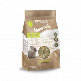 CUNIPIC Naturaliss корм для молодняка кроликов 1,81 кг