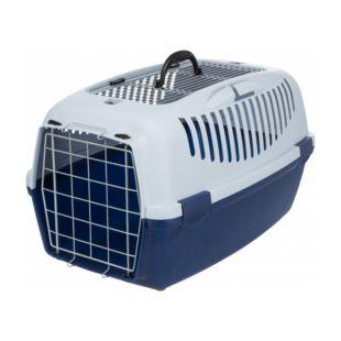 TRIXIE Переноска для животных Capri 3 Open Top темно-синий, 40 Ч 38 Ч 61 см