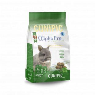 CUNIPIC Alpha Pro Junior корм для молодняка кроликов 1,75 кг