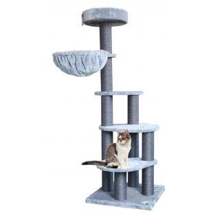 PETREBELS когтеточка для кошек 60x60x169 cm, серая