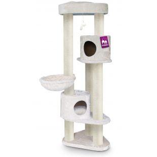 PETREBELS когтеточка для кошек 59x 56x180 cm, кремовая