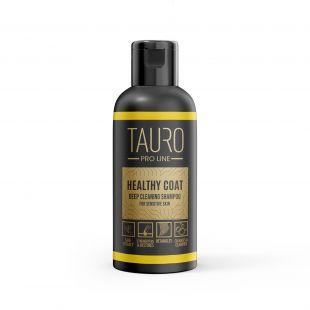 TAURO PRO LINE Healthy Coat Deep Cleaning Shampoo, šampoon koertele ja kassidele 50 ml