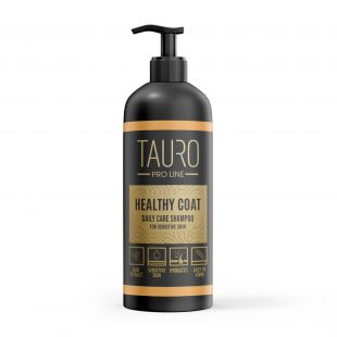 TAURO PRO LINE Healthy Coat Daily Care Shampoo, šampoon koertele ja kassidele 1 l