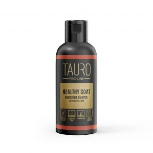 TAURO PRO LINE Healthy Coat Nourishing Shampoo, šampoon koertele ja kassidele 50 ml