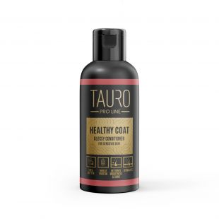 TAURO PRO LINE Healthy Coat glossy conditioner, бальзам для собаки и кошки 50 мл