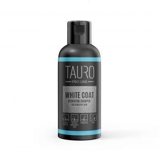 TAURO PRO LINE White Coat hydrating shampoo, šampoon koertele ja kassidele 50 ml