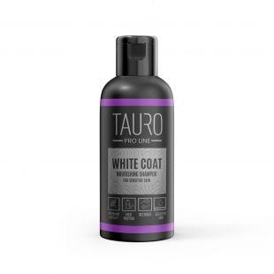 TAURO PRO LINE White Coat Nourishing Shampoo, шампунь для собак и кошек 50 мл