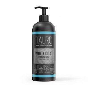 TAURO PRO LINE White Coat hydrating mask, mask karvastikule koertele ja kassidele 1 l