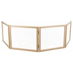 TRIXIE Забор для грызунов 4 частей, 60-240x50 см