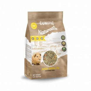 CUNIPIC Naturaliss корм для молодых морских свинок 1,81 кг