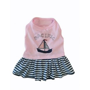 PAW COUTURE Платье для собак розовое, L
