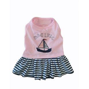 PAW COUTURE Платье для собак розовое, S