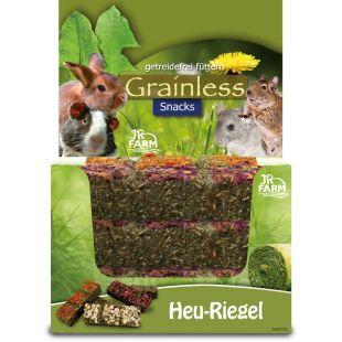 JR FARM Grainless Hay-Bar näriliste söödalisand 150 g
