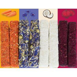 JR FARM Grainless Deluxe Sticks näriliste söödalisand 90 g