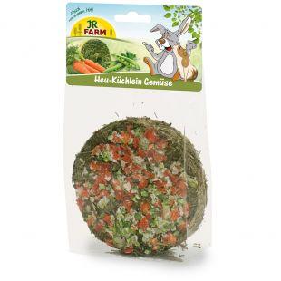 JR FARM Hay-Cake Juurviljaroog närilistele 75 g