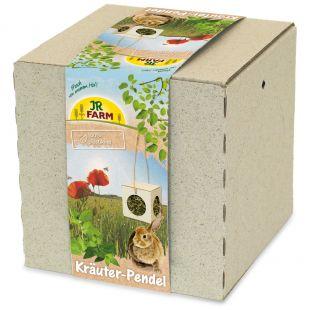 JR FARM Herb-Pendulum näriliste söödalisand, karp 130 g