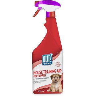 OUT! Средство для процесса дрессировки щенка в домашних условиях 500 мл