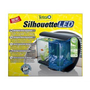 TETRA Silhouette dekoratiivne LED-akvaarium Silhouette 12l
