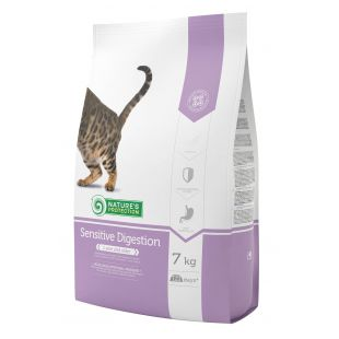 NATURE'S PROTECTION Сухой корм для кошек Sensitive Digestion Adult 1 year and older Poultry 7 кг x 3