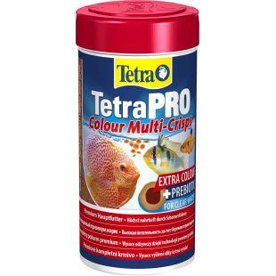 TETRA Pro Colour MultiCrisps  усиливающий цвет корм 250 мл