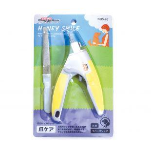 DOGGYMAN Ножницы для ногтей HS, для собак гильотинные с пилкой 7,5x13,5x2см нержавеющая сталь