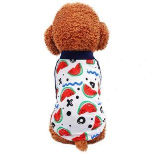 PAW COUTURE футболка для собак размер XL, разноцветное