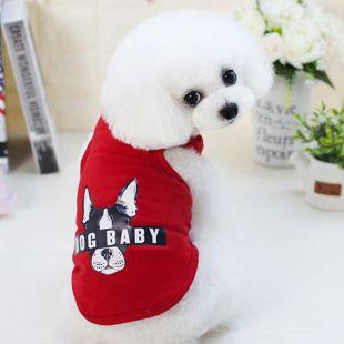 PAW COUTURE футболка для собак размер S, красная