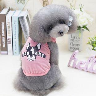 PAW COUTURE t-särk koertele M suurus, roosa