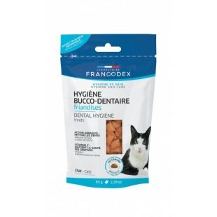 FRANCODEX Täiendtoit suuhoolduseks kassidele 65 g