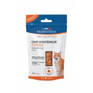 FRANCODEX Täiendtoit kassidele karvapallide moodustumise vastu 65 g