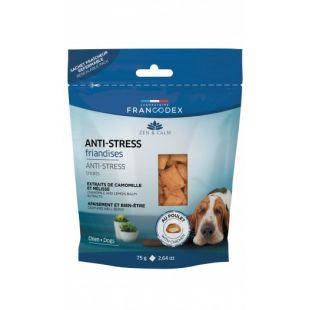 FRANCODEX Пищевая добавка для собак, помогающая бороться со стрессом 75 г