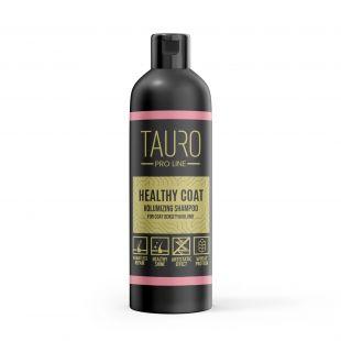 TAURO PRO LINE Healthy Coat volumizing šampoon koertele ja kassidele 250 ml