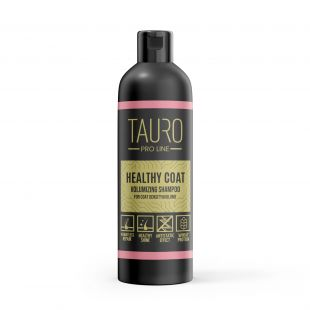 TAURO PRO LINE Healthy Coat volumizing shampoo шампунь для собак и кошек 250 мл x 2